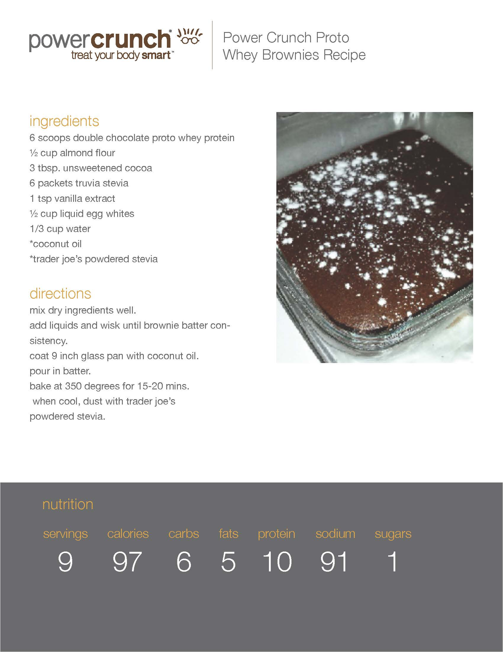 CamyRecipe-Brownies