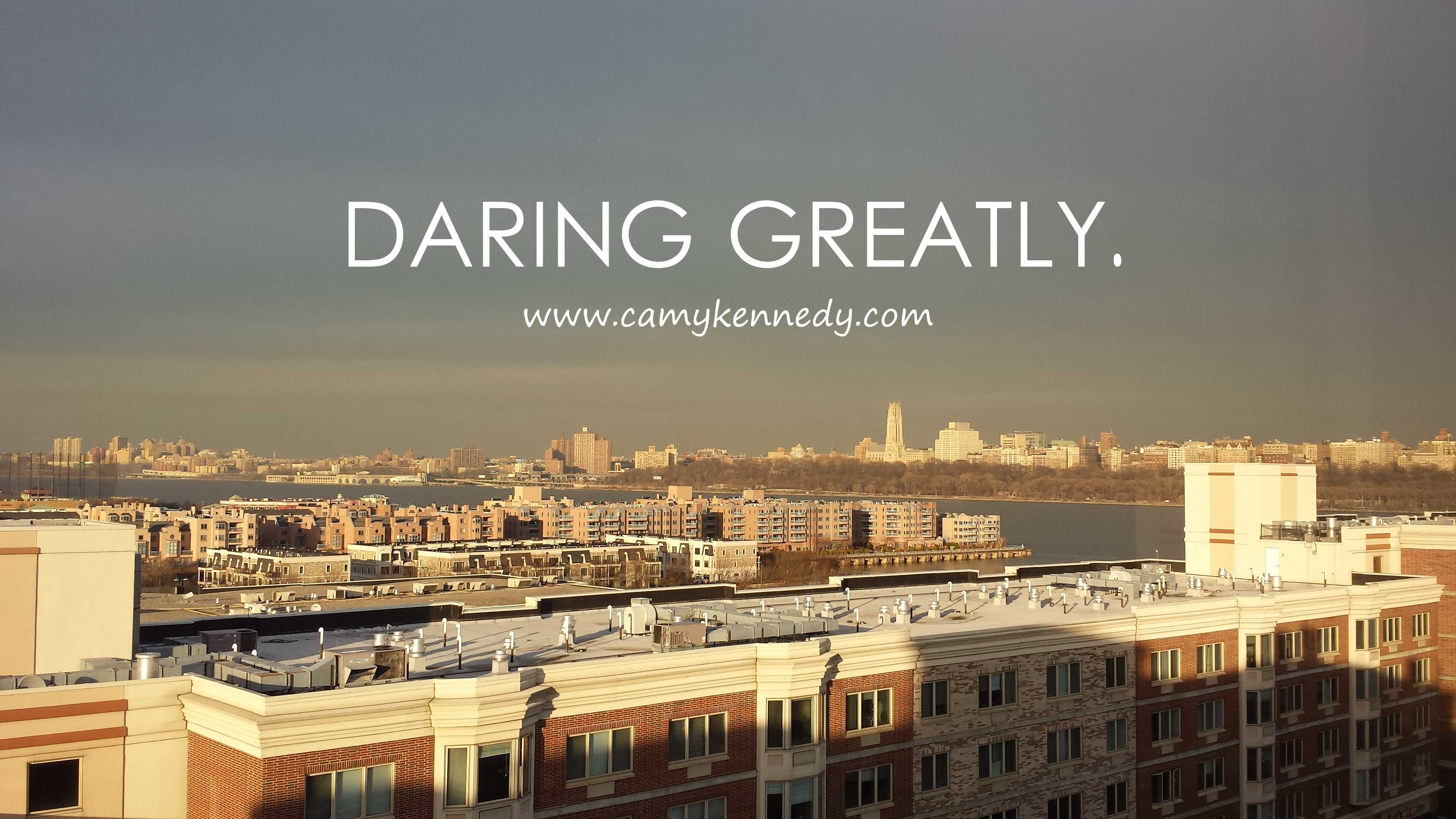 daring greatly  nyc