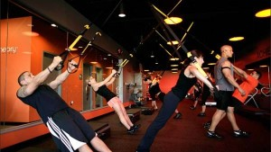 Get a great workout with new friends and Orange Theory Fitness.
