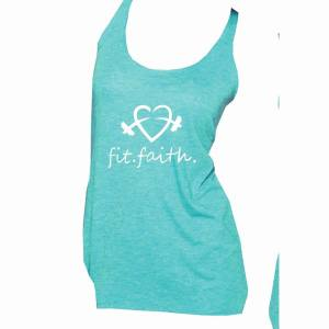 fit faith tank