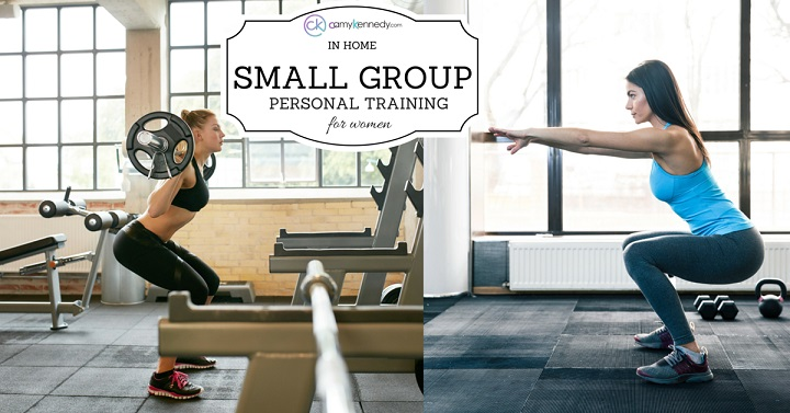 Small Group Personal Training J