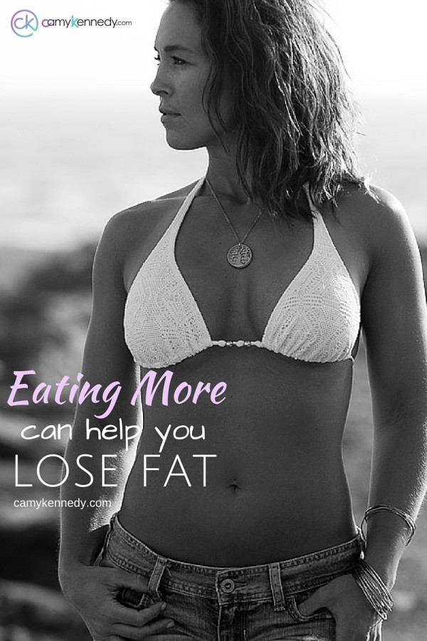 Eating More