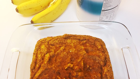 protein banana bread recipe