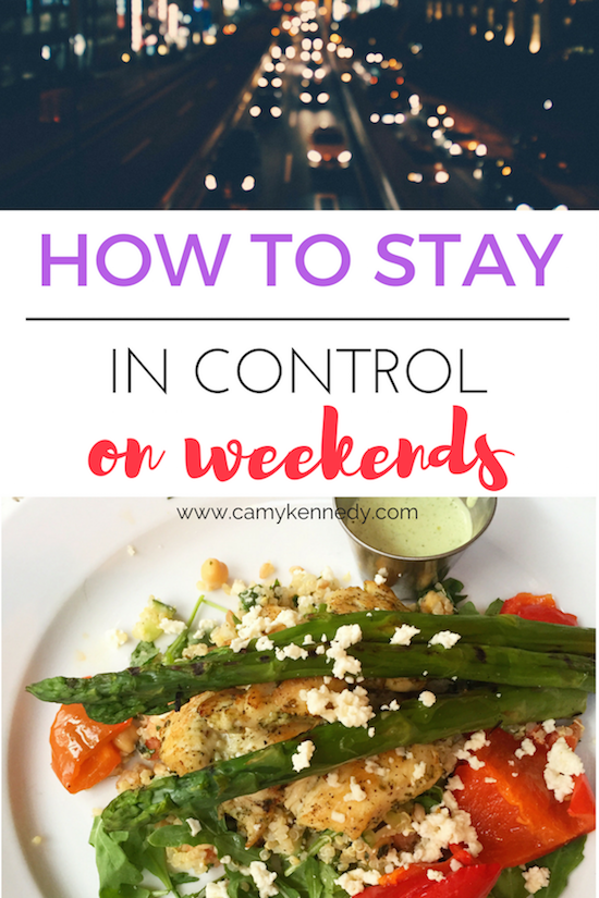 how to stay in control