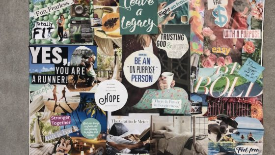camy kennedy vision board workshop