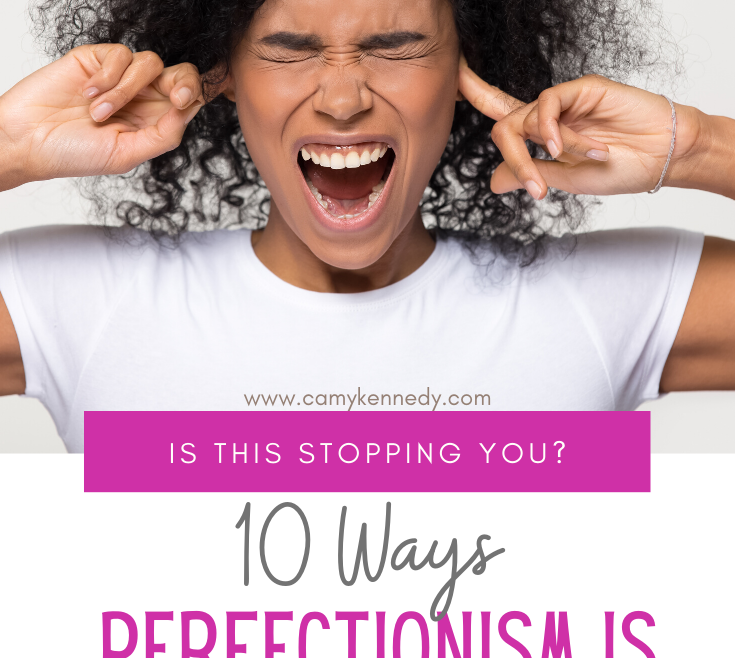 perfectionist quiz