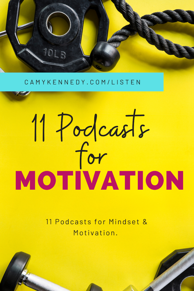 best podcasts for motivation