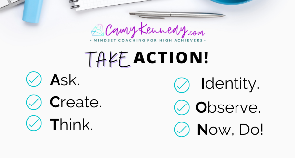 take action camy kennedy